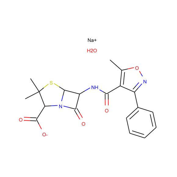 TargetMol Oxacillin sodium monohydrate SKU: T6622 package