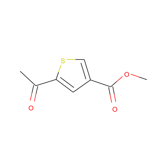 AA BLOCKS methyl 5-acetylthiophene-3-carboxylate package