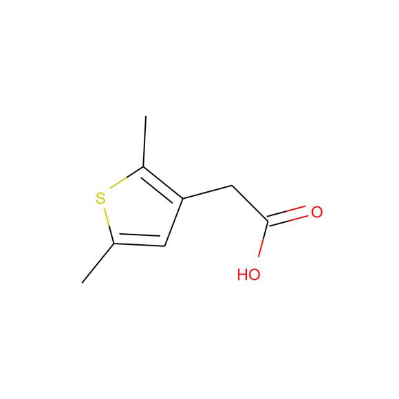 AA BLOCKS 2-(2,5-dimethylthiophen-3-yl)acetic acid package