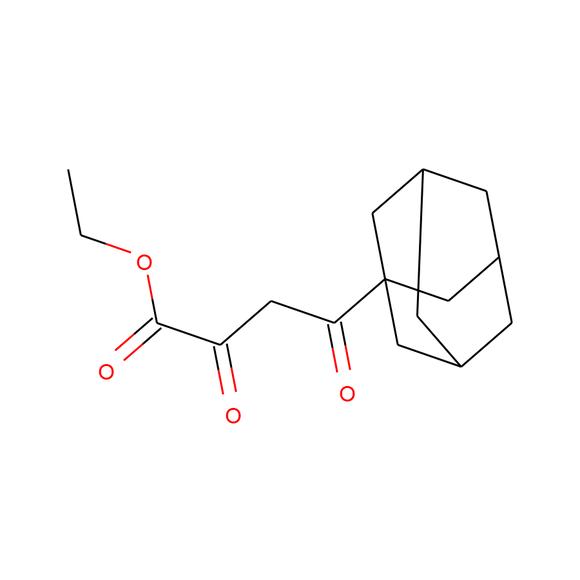 AA BLOCKS ethyl 4-(adamantan-1-yl)-2,4-dioxobutanoate package