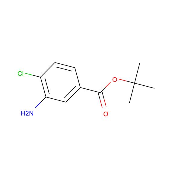 AA BLOCKS tert-butyl 3-amino-4-chlorobenzoate package