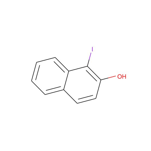 AA BLOCKS 2-Naphthalenol, 1-iodo- package