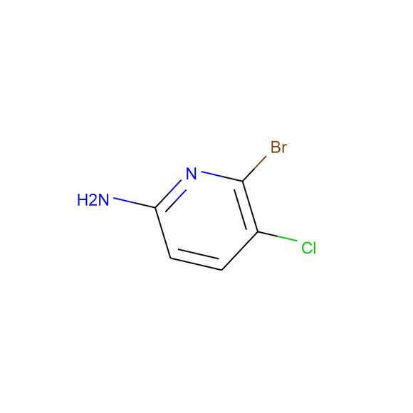 AA BLOCKS 6-Bromo-5-chloropyridin-2-amine package