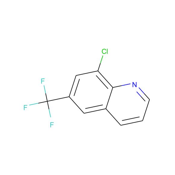 AA BLOCKS Quinoline, 8-chloro-6-(trifluoromethyl)- package
