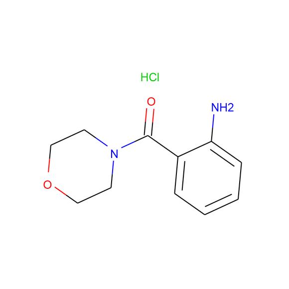 AA BLOCKS [2-(4-morpholinylcarbonyl)phenyl]amine hydrochloride package