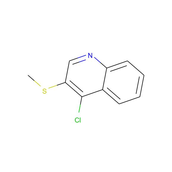 AA BLOCKS Quinoline, 4-chloro-3-(methylthio)- package