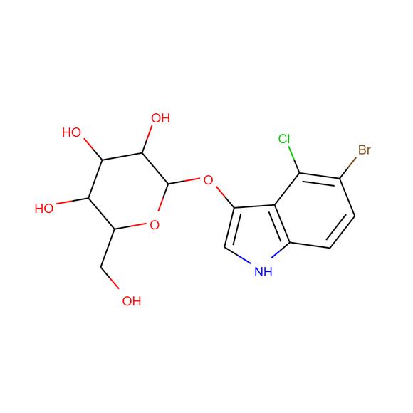 Hello Bio X-Gal SKU: HB4128 package