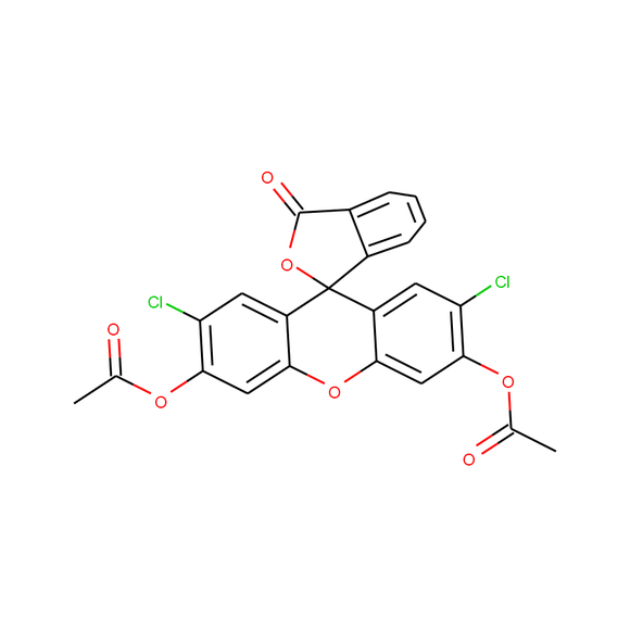 US Biological 2',7'-Dichlorofluorescein diacetate SKU: 273804 package