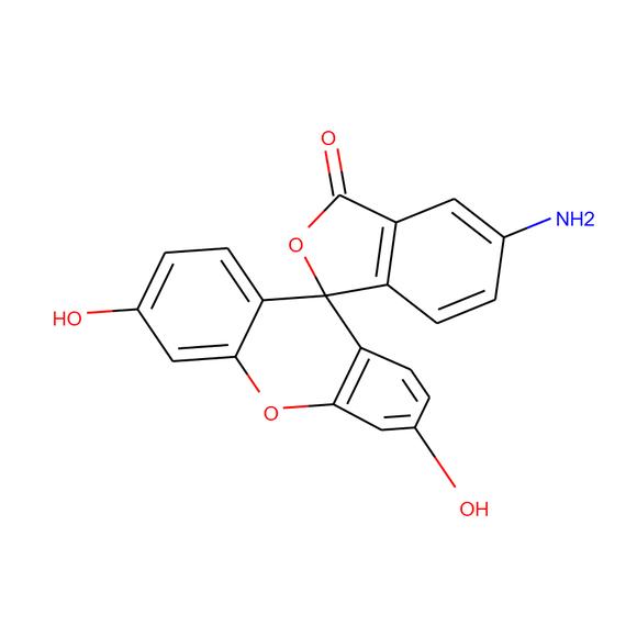 US Biological 5-Aminofluorescein SKU: 258211 package