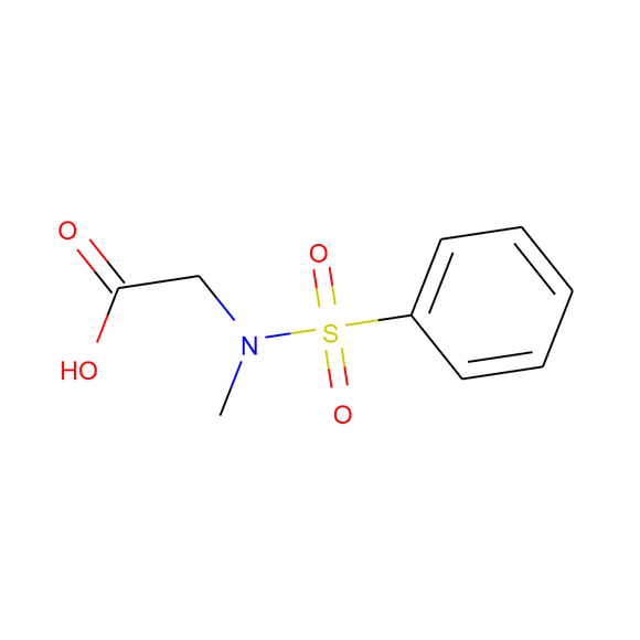 US Biological N-Phenylsulfonyl-N-methylglycine SKU: 287860 package