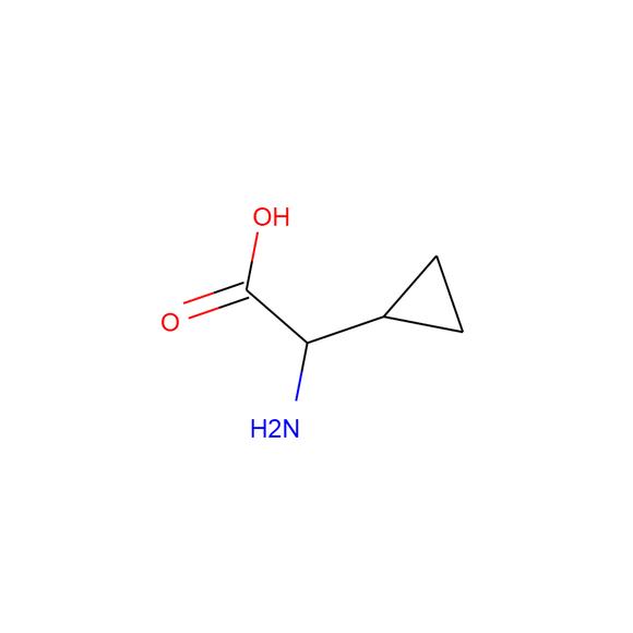 US Biological L-Cyclopropylglycine SKU: 269432 package