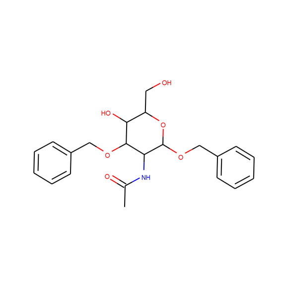 US Biological 1,3-O-Dibenzyl-N-acetyl-β-D-glucosamine SKU: 158740 package