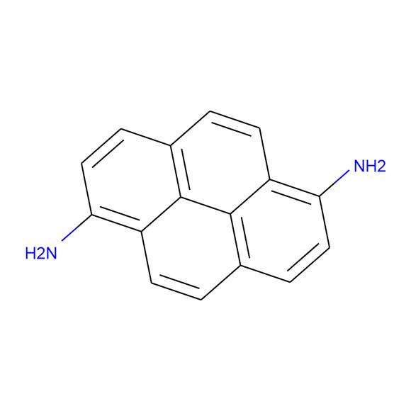 US Biological 1,6-Pyrenediamine SKU: 411473 package