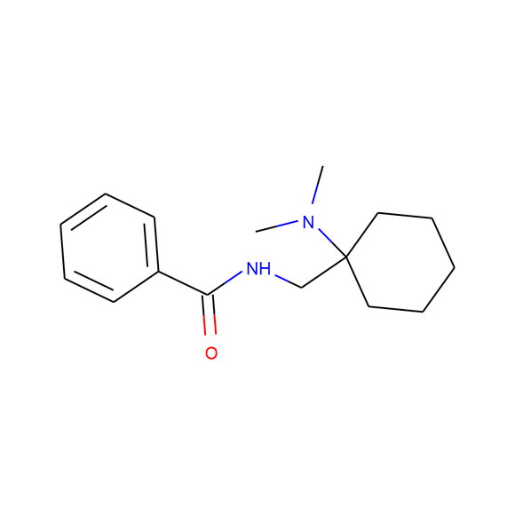 US Biological N-​[[1-​(Dimethylamino)​cyclohexyl]​methyl]​-benzamide SKU: 457609 package