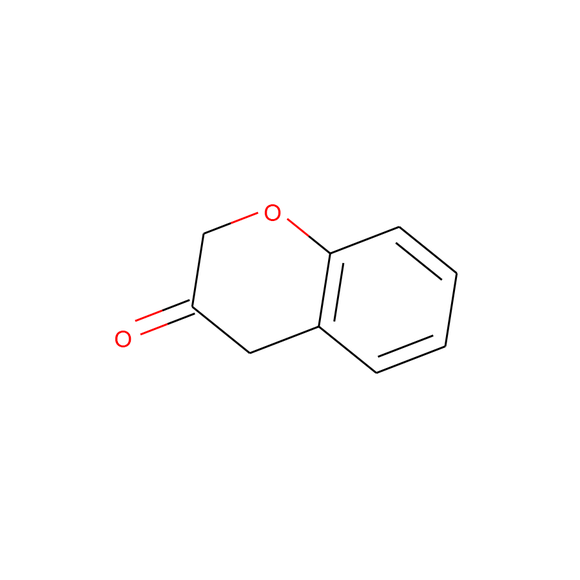 A2B Chem 2H-1-Benzopyran-3(4H)-one SKU: AB12441 package