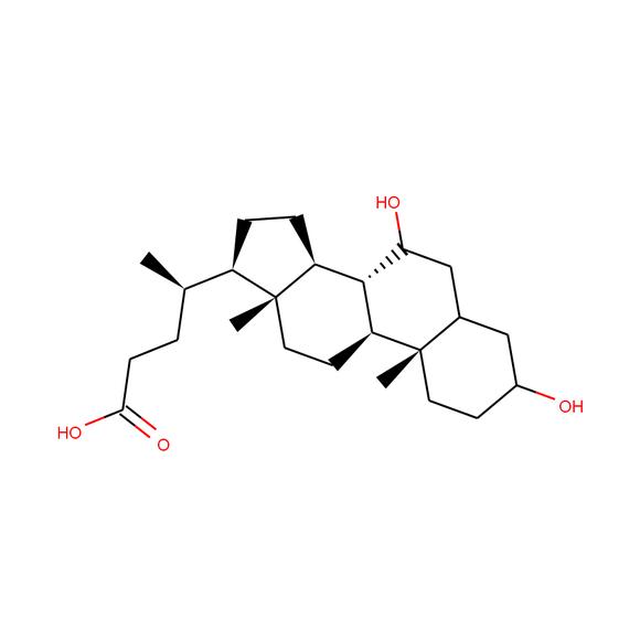 1PlusChem Hyodeoxycholic acid SKU: 1P0038VL package
