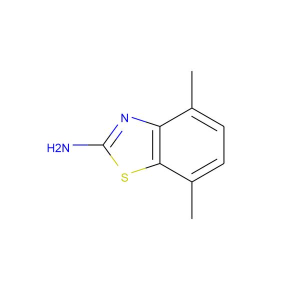 Ambeed 4,7-Dimethylbenzo[d]thiazol-2-amine SKU: A122039 package