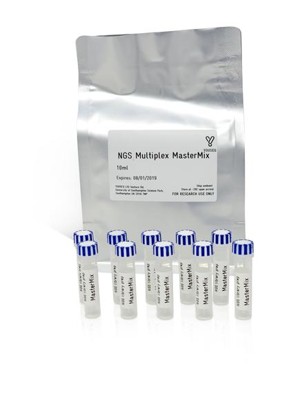 YouSeq Youseq NGS Multiplex DNA Mastermix package