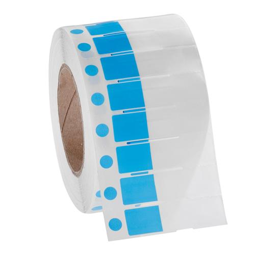 Cryogenic Thermal Transfer Wrap Around + Circle Labels SKU: JBTT-1NOTC3-3RE