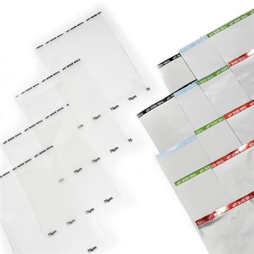70um Heat Sealing Foil - colour code RED - 100 sheets