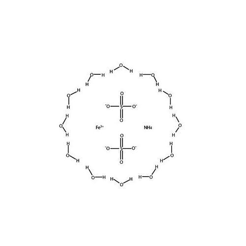 Ferric Ammonium Sulfate Dodecahydrate SKU: 40600012