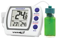 Large digit triple display thermometers, Traceable® Plus™
